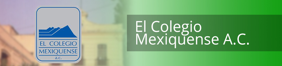 El Colegio Mexiquense